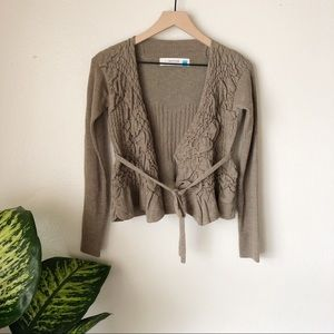 Anthropologie | Dimpled Cardigan